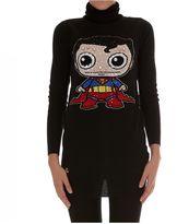 Philipp Plein Kiwu Maxi Sweater