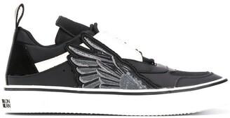 Marcelo Burlon County of Milan Wings-print low-top sneakers