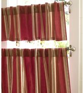 Striped Cafe Curtain