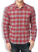 Lucky Brand Men's Woodspur Western Shirt