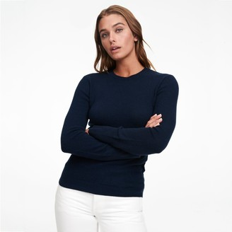 Naadam Cashmere Crewneck Sweater