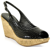 Footnotes Emine - Punched Wedge Slingback