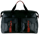 Chatsworth Leather Holdall, Black