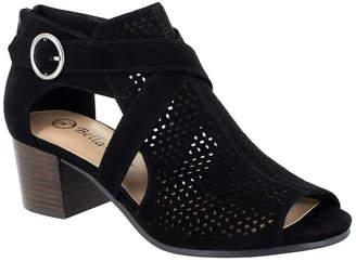 Bella Vita Delaney Block Heel Sandals Women Shoes