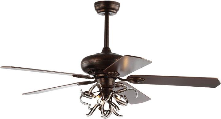 Thumbnail for your product : Safavieh Sensa Ceiling Light Fan