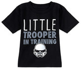 Disney Stormtrooper ''Little Trooper in Training'' Tee for Toddlers - Star Wars
