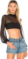 Indah Cher Crop Top