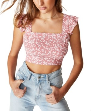 Cotton On Fifi Frill Top