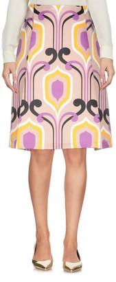 1 One 1-ONE Knee length skirts - Item 35368696JA