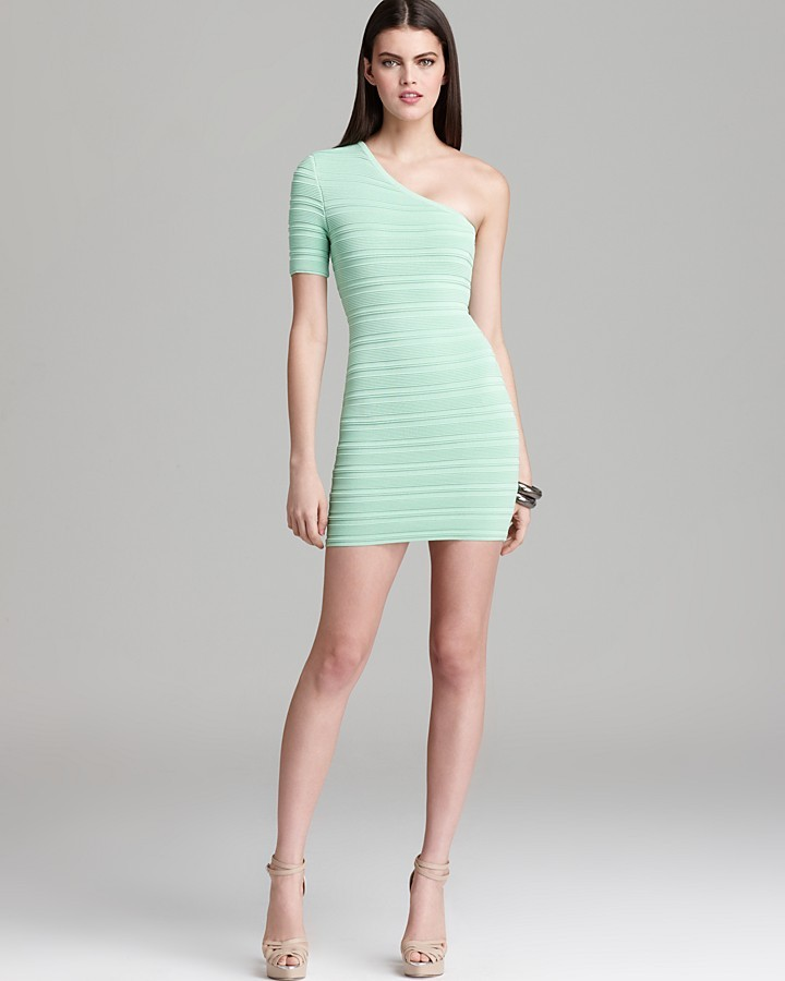 Torn By Ronny Kobo Quotation Dress - Kat Ottoman