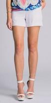 Julian Chang Uma Cuffed Shorts