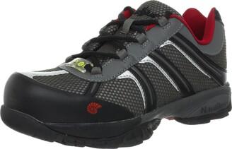 Nautilus Men's 1343 Oxford Grey Steel Toe ESD Shoe