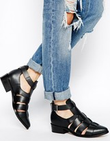 Asos AWESOME Leather Boots