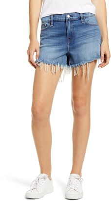 Hudson Gemma Cutoff Denim Shorts