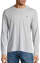 Lacoste Cotton Long-Sleeve Tee