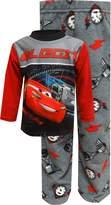 Disney Lightning McQueen and Jackson Storm Fleece Pajama Set for boys