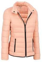 Wilsons Leather Womens Web Buster Zip Packable Puffy Jacket XS Light Pink