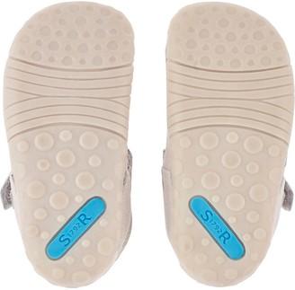 Start Rite Baby Girls Wiggle Shoes - Grey