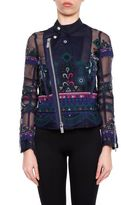 Sacai Tribal Lace Jacket