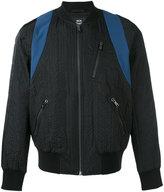 MCM zipped bomber jacket