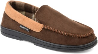Thomas & Vine Sterling Moccasin Slipper