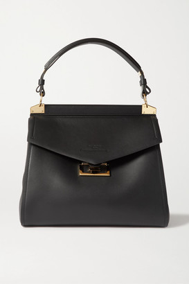 Givenchy Mystic Medium Leather Tote - Black