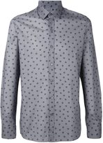 Lanvin 'Pool Spider' print shirt - men - Cotton - 41