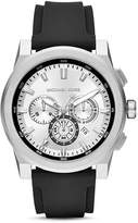 Michael Kors Grayson Silicone Strap Chronograph, 47mm x 53mm