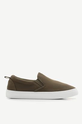 Ardene Eco-Conscious Bamboo Slip-On Sneakers