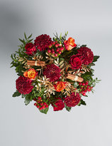 Marks and Spencer Winter Spice Flower Bouquet