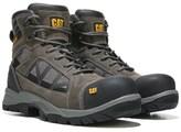 """Caterpillar Men's Compressor 6"""" Waterproof Composite Toe Work Boot"""