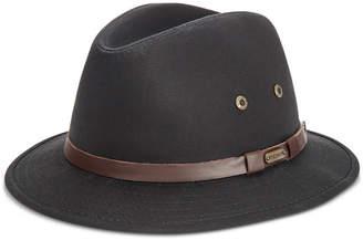 Dorfman Pacific Stetson Men Gable Rain Safari Hat