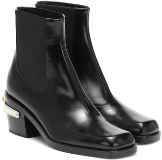 Nodaleto Bulla Western leather ankle boots