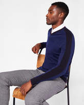 Ted Baker Sporty Vneck sweater