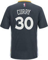 adidas Men's Short-Sleeve Stephen Curry Golden State Warriors Swingman Jersey