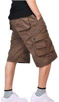 Congs Men's Survivor Outdoor MILITARY Cotton Cargo Short Pants-Tag 42/US 40
