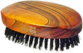 Hydrea London Military Hairbrush Gloss Finish with Pure Black Boar Bristle (Hard Strength) FSC Certified