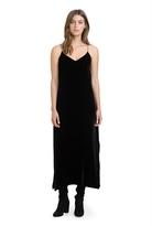 Country Road Velvet Slip Dress