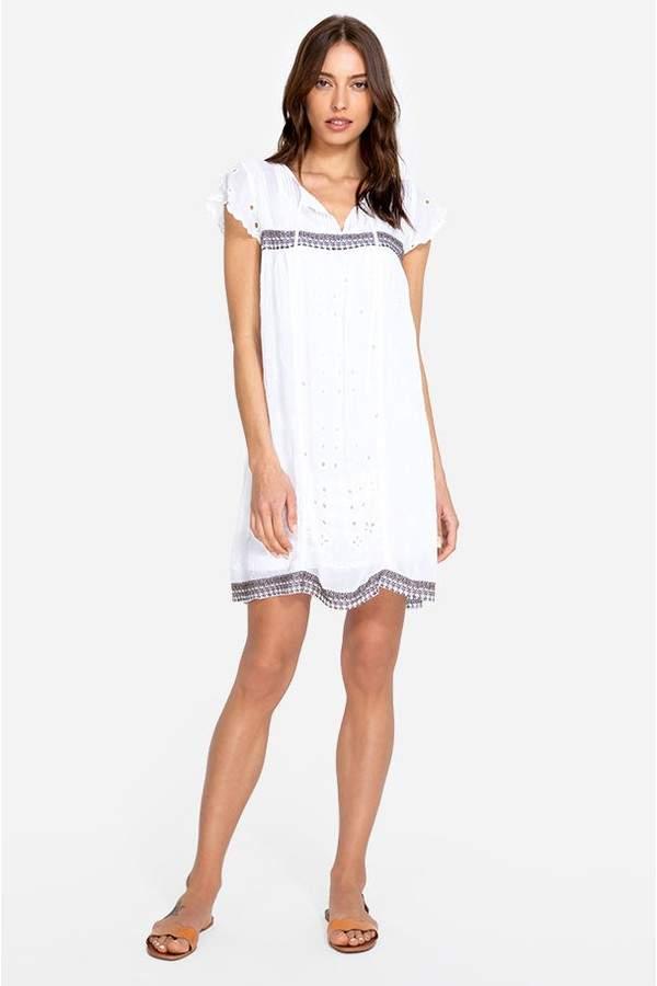 5b066548a8a2 Daisy Eyelet Dress - ShopStyle