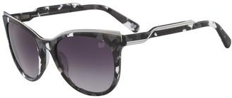 Diane von Furstenberg 55mm Annabelle Cat Eye Sunglasses