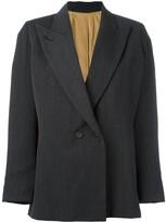 Jean Paul Gaultier Pre Owned peaked lapel blazer