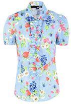 Love Moschino OFFICIAL STORE Short sleeve shirt