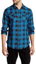 Burnside Eldon Regular Fit Flannel Shirt