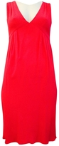 Marc Jacobs Red Silk Dress