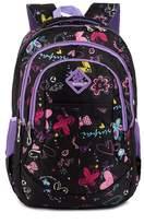 Tibes Waterproof Cute Backpack School Kids Girls Book Bag