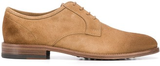 Tod's Lace-Up Leather Shoes