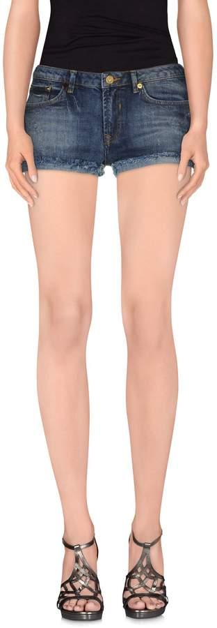 Bea Yuk Mui BEAYUKMUI Denim shorts - Item 42487824