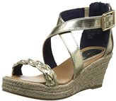 Tommy Hilfiger Anastasia Braid Dress Sandal (Little Kid/Big Kid)
