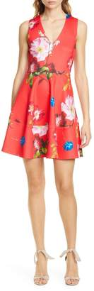 Ted Baker Kinle Floral Skater Dress