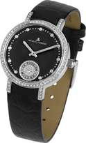 Jacques Lemans Women's 1-1725A Milano Classic Analog Shiny Swarovski Crystals Watch